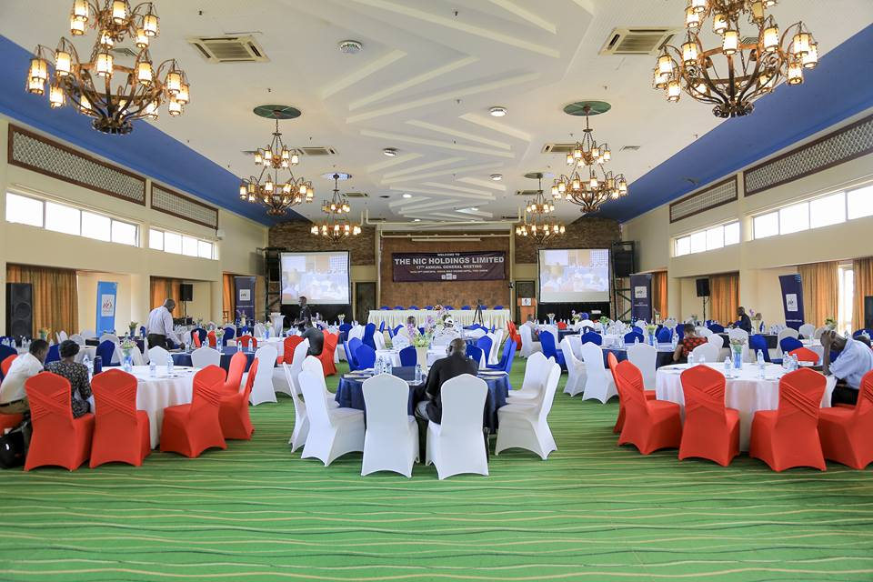 On the afternoon of Wednesday 27th June 2018, NIC Holdings Ltd held its 17th Annual General Meeting (AGM) at the Golf Course Hotel. A big thank you to all the share holders in attendance, Partners, Media, Management and Staff who made it a success.