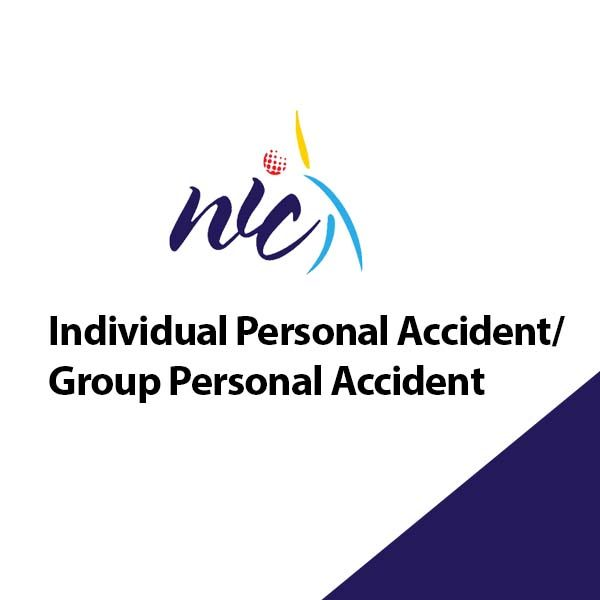 Individual Personal Accident & Group Personal Accident