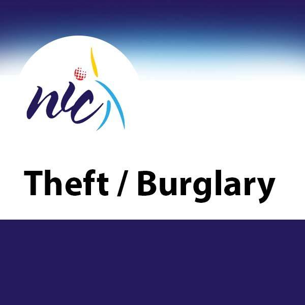 Theft & Burglary